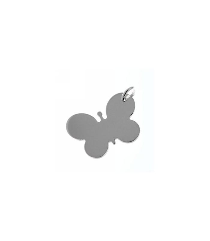 Colgante Mariposa Plata