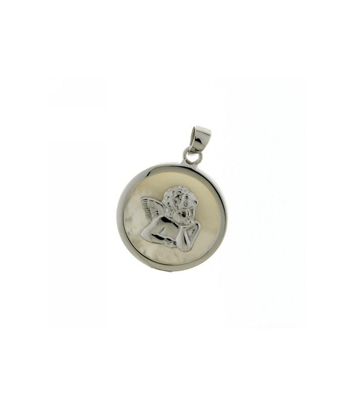Medalla Comunión Ángel