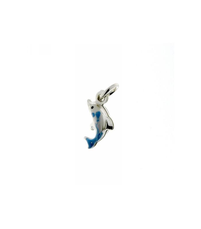 Colgante Delfín Plata