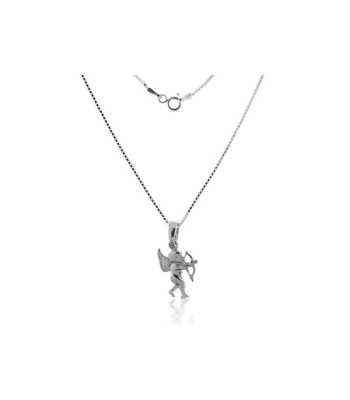 Collar Cupido de Plata