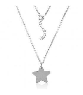 Collar Estrella de Plata