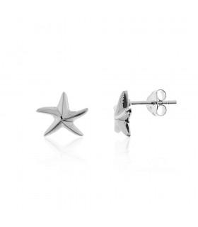 Pendientes Estrella de Mar de Plata