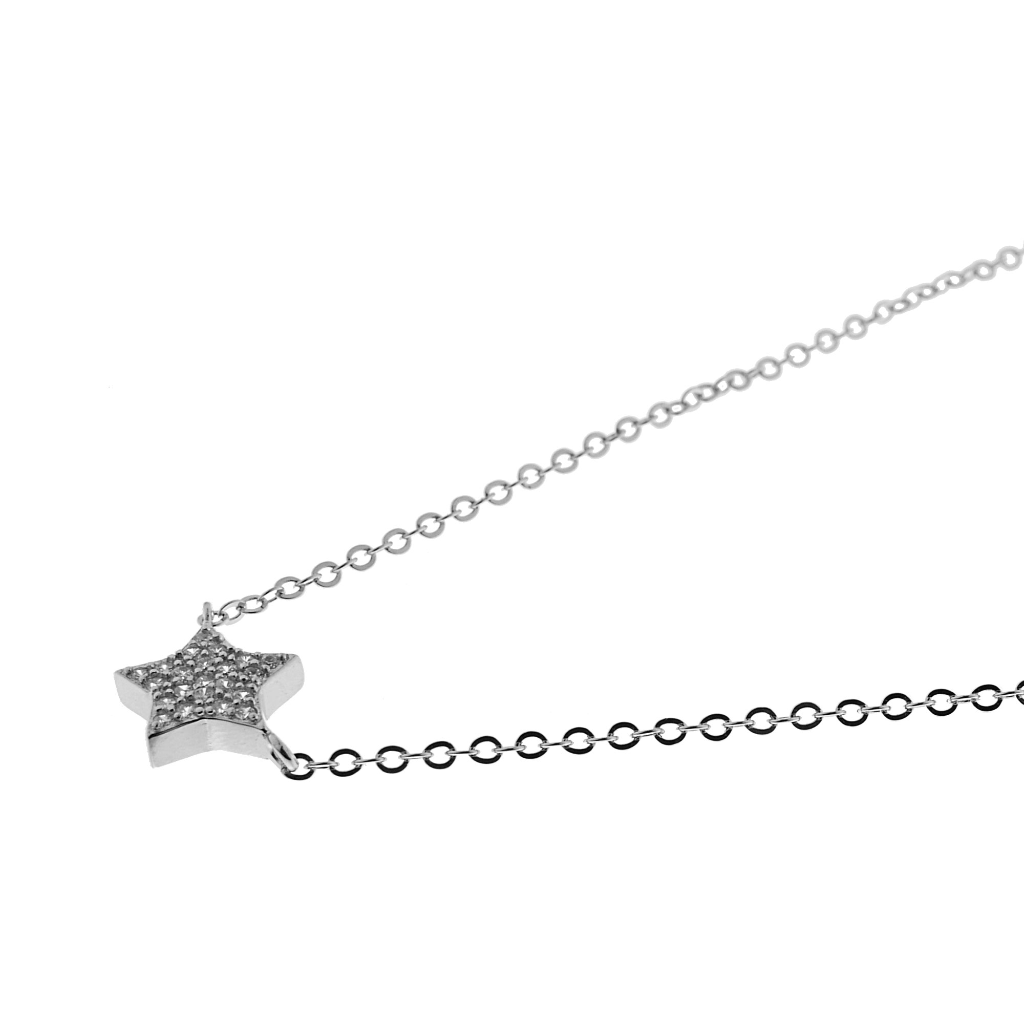 gargantillas de moda y collares de plata minimalista